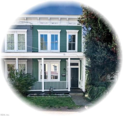 813 N 26th St, Richmond County, VA 23223 (#10253555) :: Abbitt Realty Co.