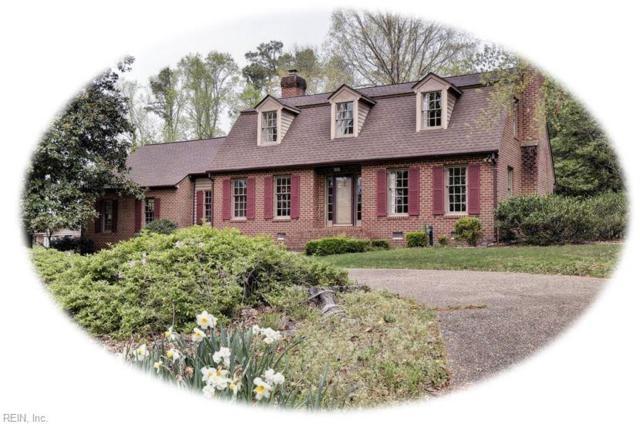 136 Horseshoe Dr, York County, VA 23185 (#10253607) :: Berkshire Hathaway HomeServices Towne Realty