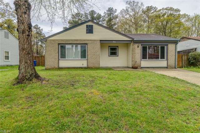 936 Red Oak Cir, Newport News, VA 23608 (#10253634) :: RE/MAX Central Realty