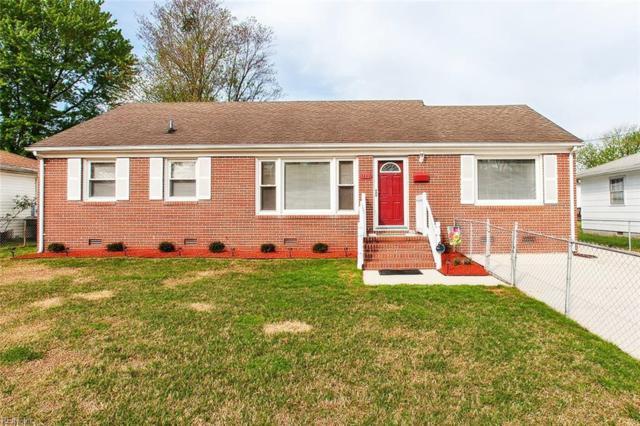 111 Ethel Dr, Hampton, VA 23666 (#10253648) :: Berkshire Hathaway HomeServices Towne Realty
