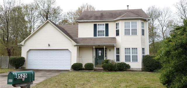 525 Dunn Cir, Hampton, VA 23666 (#10253674) :: RE/MAX Central Realty