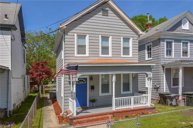 410 Chapel St, Hampton, VA 23669 (MLS #10253690) :: Chantel Ray Real Estate