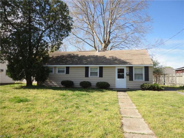 105 Winthrop Ter, Hampton, VA 23666 (#10253758) :: Chad Ingram Edge Realty