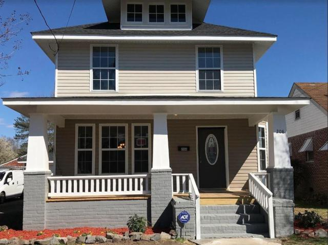 208 Katherine St, Suffolk, VA 23434 (#10253798) :: RE/MAX Central Realty
