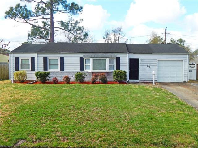 945 Carriage Hill Rd, Virginia Beach, VA 23452 (#10253807) :: Chad Ingram Edge Realty