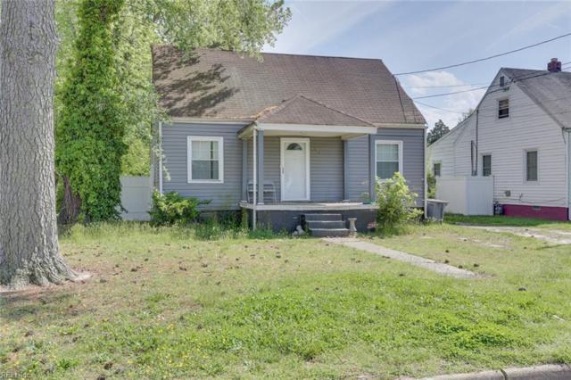 703 Newport News Ave, Hampton, VA 23669 (MLS #10253809) :: Chantel Ray Real Estate