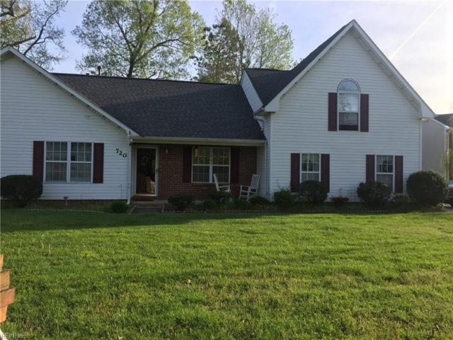 720 Hillwell Rd, Chesapeake, VA 23322 (MLS #10253814) :: AtCoastal Realty