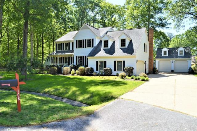 108 Kicotan Turn, York County, VA 23693 (#10253975) :: Berkshire Hathaway HomeServices Towne Realty