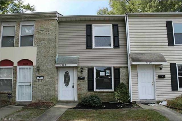 1504 Darren Cir, Portsmouth, VA 23701 (#10254079) :: Berkshire Hathaway HomeServices Towne Realty