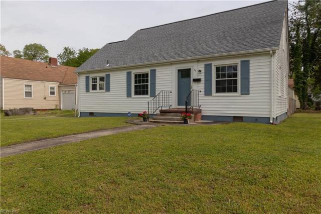 85 Dahlgren Ave, Portsmouth, VA 23702 (#10254127) :: Berkshire Hathaway HomeServices Towne Realty