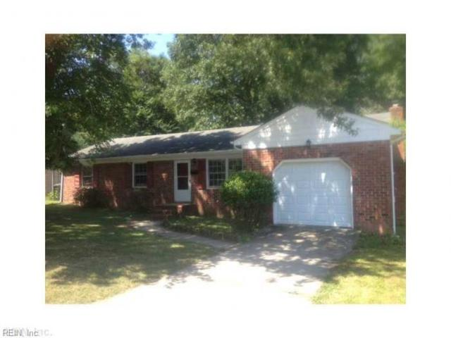 903 Sumter Dr, Newport News, VA 23608 (#10254144) :: Abbitt Realty Co.