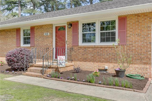 318 Old Menchville Rd, Newport News, VA 23602 (MLS #10254194) :: Chantel Ray Real Estate