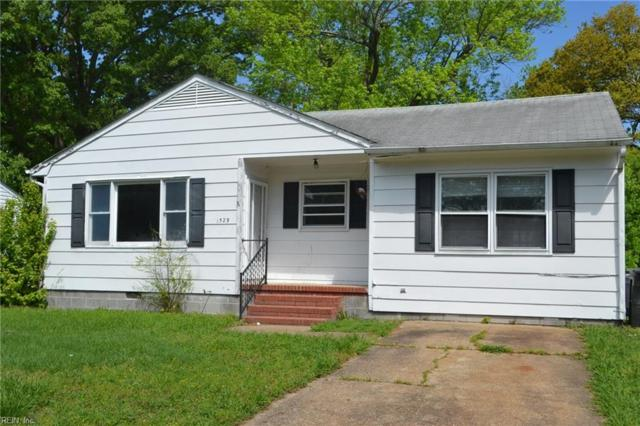1529 Adams Cir, Hampton, VA 23663 (MLS #10254408) :: AtCoastal Realty