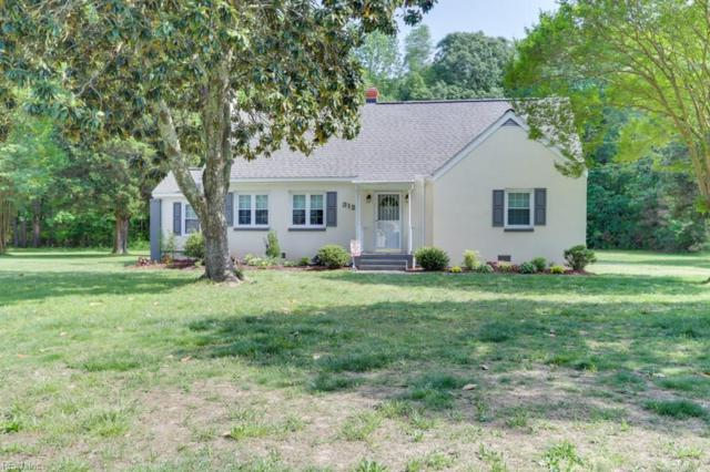 312 Wells Rd, Newport News, VA 23602 (#10254430) :: Vasquez Real Estate Group