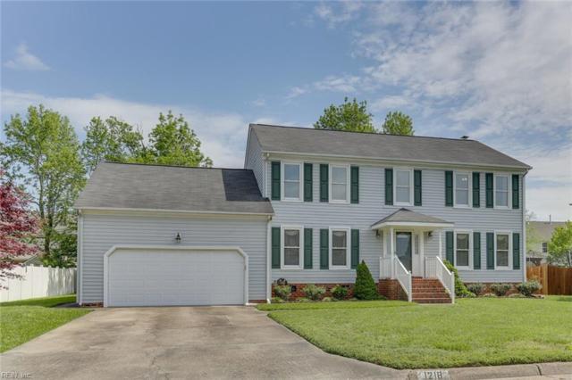 1218 Plantation Lakes Cir, Chesapeake, VA 23320 (#10254539) :: Berkshire Hathaway HomeServices Towne Realty