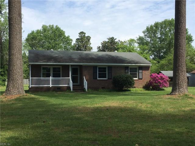 18183 J W Pope St, Southampton County, VA 23827 (#10254617) :: Austin James Realty LLC