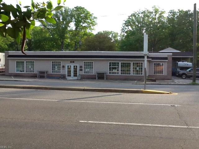 10600 Warwick Blvd, Newport News, VA 23601 (#10254626) :: Abbitt Realty Co.