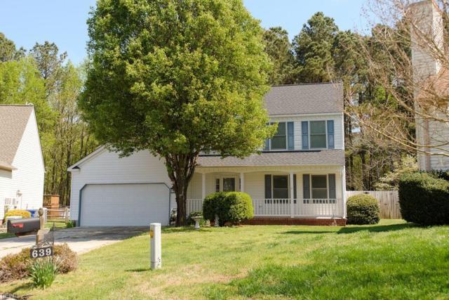 639 Aylesbury Dr, Newport News, VA 23608 (MLS #10254656) :: AtCoastal Realty