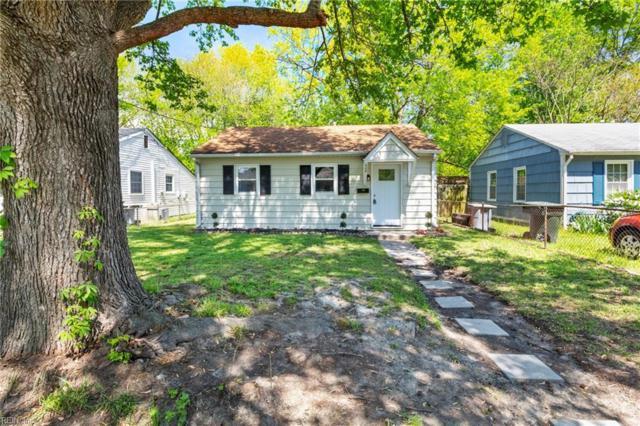 422 Smiley Rd, Hampton, VA 23663 (#10254716) :: Abbitt Realty Co.