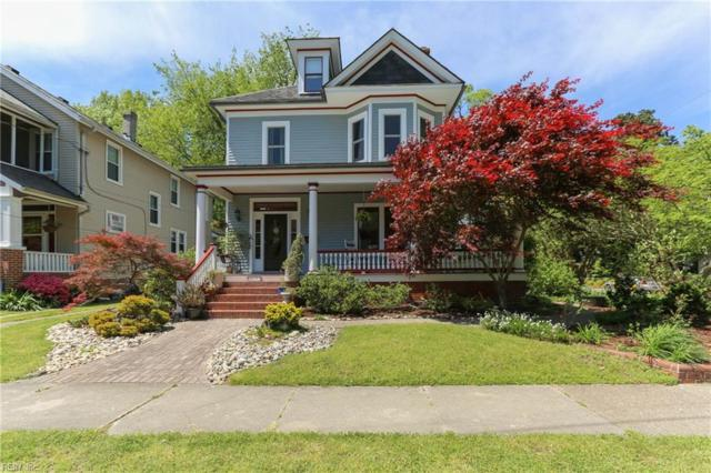4313 Colonial Ave, Norfolk, VA 23508 (#10254965) :: Upscale Avenues Realty Group