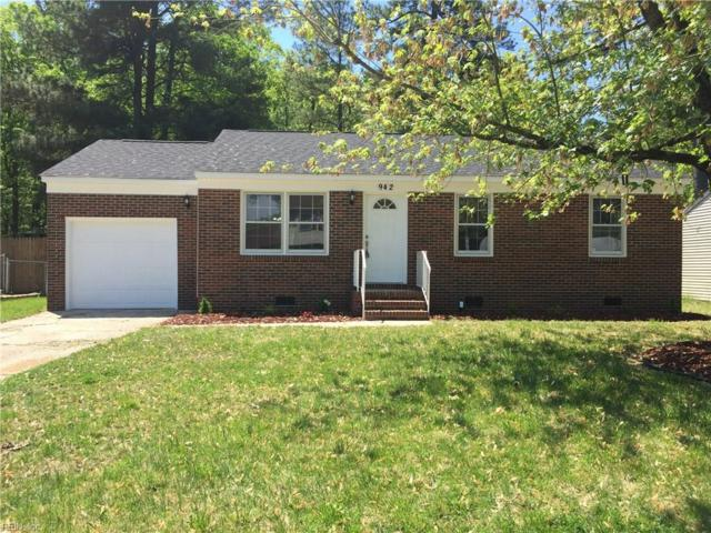 942 Red Oak Cir, Newport News, VA 23608 (MLS #10254990) :: AtCoastal Realty
