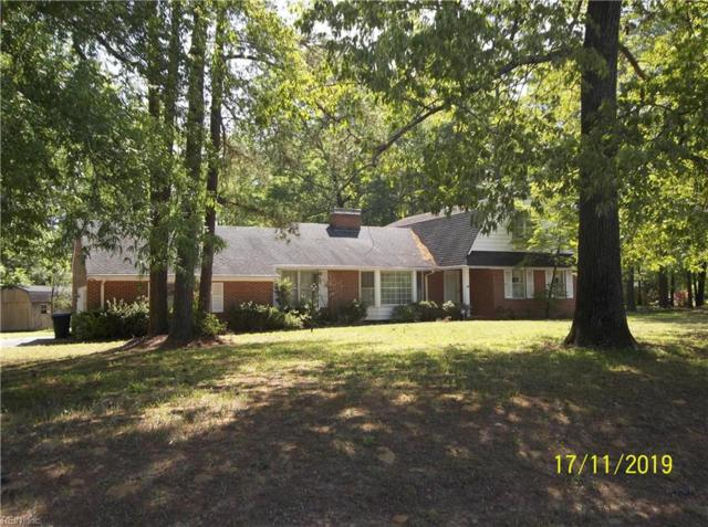 23009 Captain John Rd, Southampton County, VA 23837 (#10254992) :: Momentum Real Estate