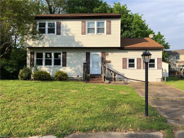 11 Pavilion Pl, Hampton, VA 23664 (MLS #10255085) :: AtCoastal Realty