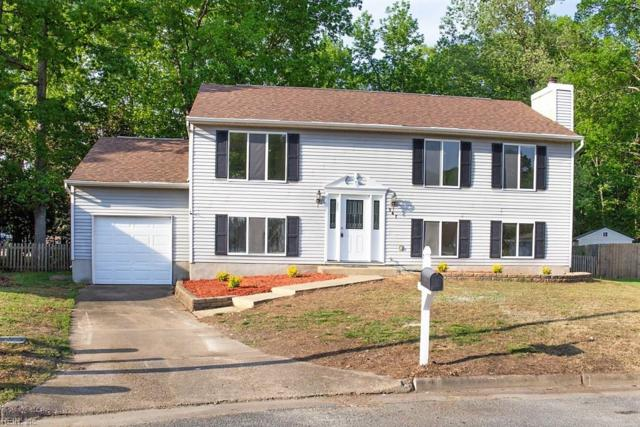 967 Chatsworth Dr, Newport News, VA 23601 (#10255142) :: Abbitt Realty Co.