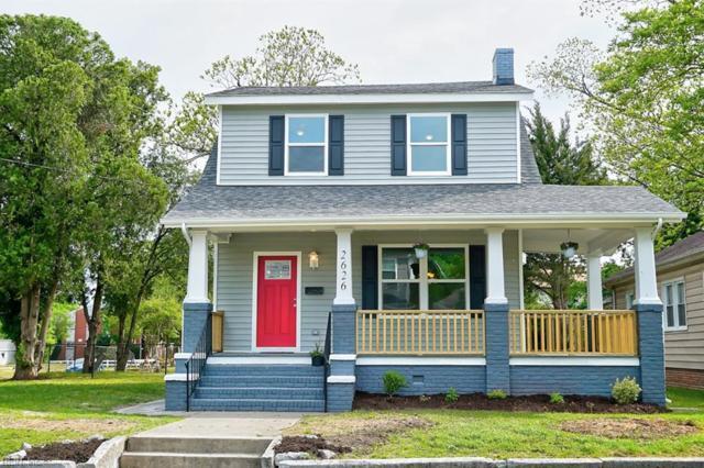 2626 Ruffin Way, Norfolk, VA 23504 (MLS #10255200) :: AtCoastal Realty
