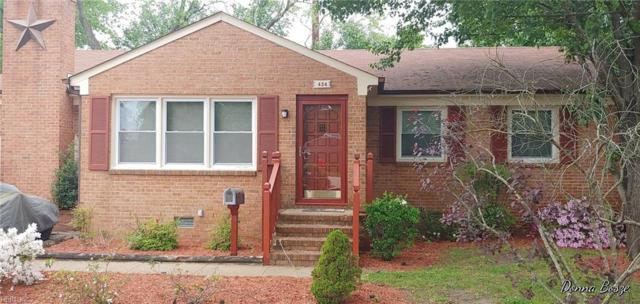 434 Gordon Ct, Hampton, VA 23666 (#10255375) :: Abbitt Realty Co.