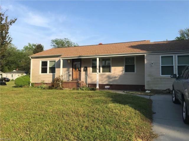 14 Surry Ct, Hampton, VA 23669 (MLS #10255464) :: Chantel Ray Real Estate