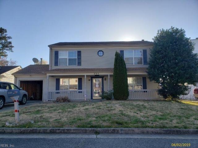 735 Mainsail Dr, Newport News, VA 23608 (MLS #10255811) :: AtCoastal Realty