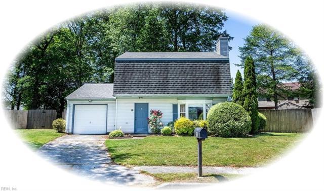 16 Lake Walk Xing, Hampton, VA 23666 (#10255844) :: Abbitt Realty Co.