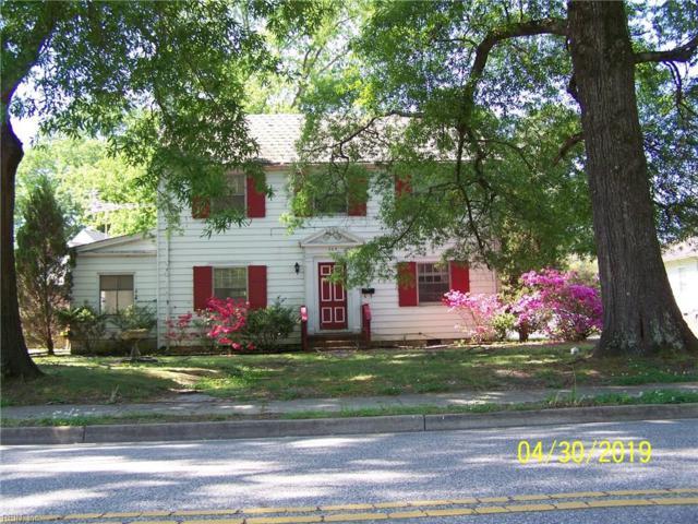305 Clay St, Franklin, VA 23851 (#10255947) :: Atkinson Realty