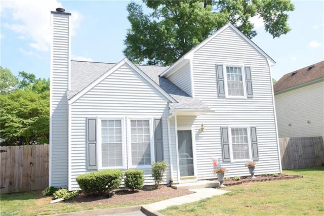 194 Lees Mill Dr, Newport News, VA 23608 (#10256004) :: Abbitt Realty Co.