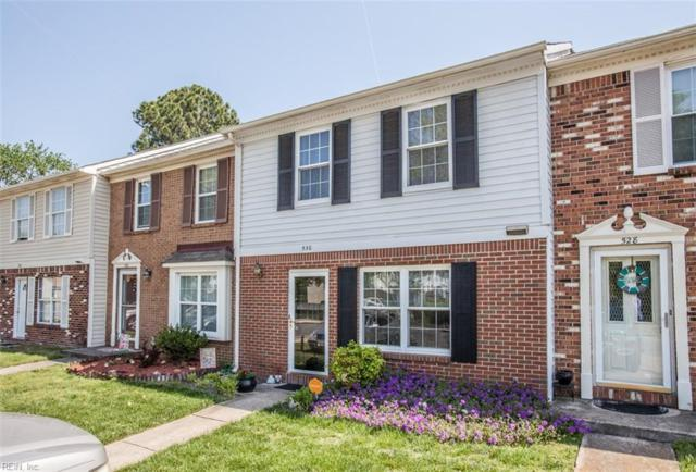 530 Hollomon Dr, Hampton, VA 23666 (#10256085) :: AMW Real Estate