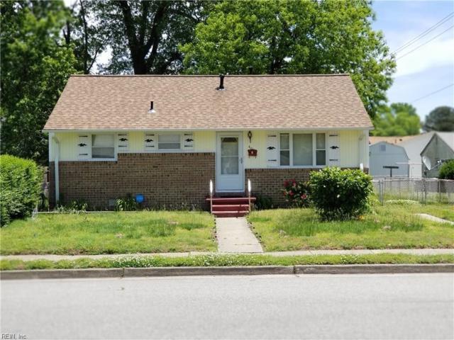 40 Newby Dr, Hampton, VA 23666 (#10256117) :: Abbitt Realty Co.