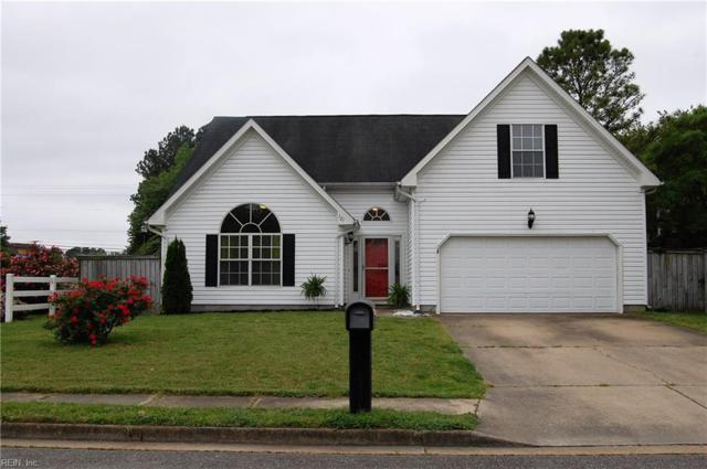 121 Treslyn Trce, Hampton, VA 23666 (#10256166) :: Abbitt Realty Co.