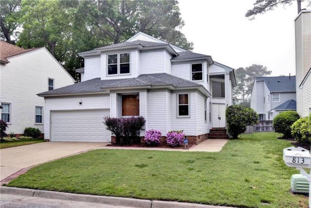 813 Hamder Way, Newport News, VA 23602 (#10256179) :: Austin James Realty LLC