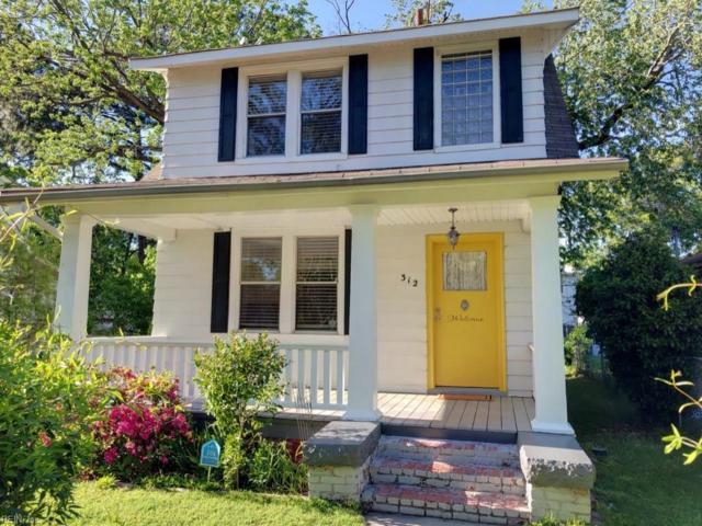 312 Glendale Ave, Norfolk, VA 23505 (MLS #10256428) :: AtCoastal Realty