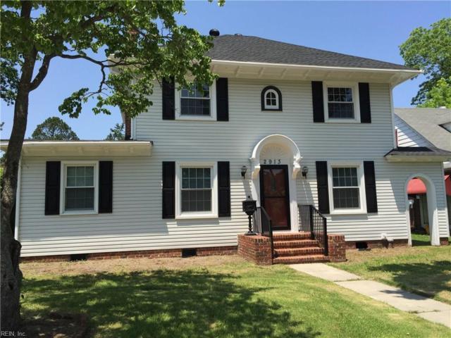 2913 Kecoughtan Rd, Hampton, VA 23661 (#10256487) :: Abbitt Realty Co.