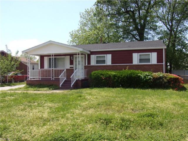 21 Sharon Ct, Hampton, VA 23666 (#10256588) :: Abbitt Realty Co.