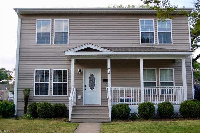 914 Marietta Ave, Norfolk, VA 23513 (#10256801) :: Abbitt Realty Co.