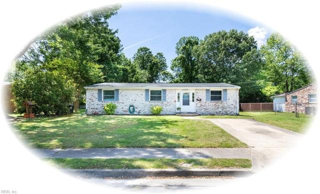 1209 Hale Dr, Hampton, VA 23663 (#10256952) :: Momentum Real Estate