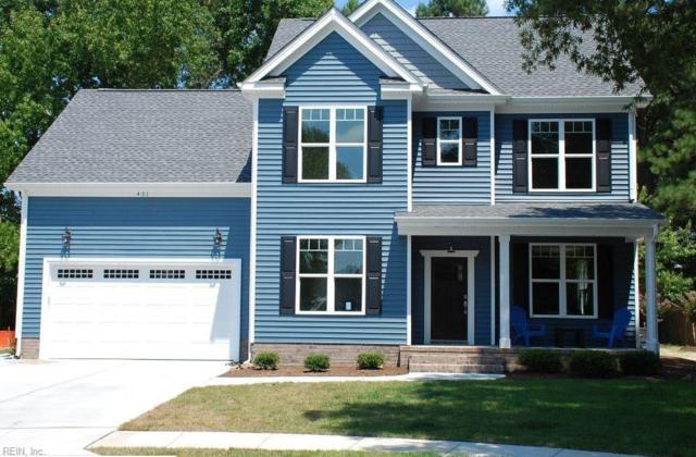 Lot 3 Sanderson Rd, Chesapeake, VA 23322 (MLS #10256960) :: AtCoastal Realty