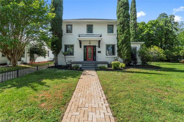 821 Blair Ave, Hampton, VA 23661 (MLS #10257036) :: AtCoastal Realty