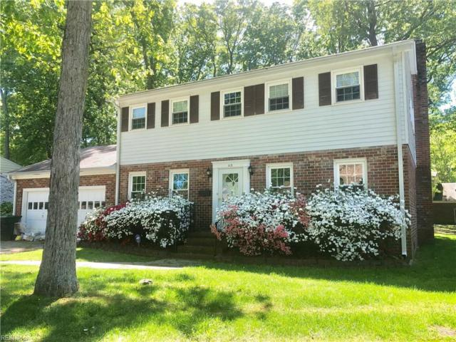 113 Wilderness Rd, Hampton, VA 23669 (#10257134) :: Abbitt Realty Co.