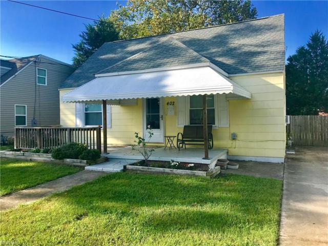 402 E Chester St, Norfolk, VA 23503 (MLS #10257320) :: AtCoastal Realty
