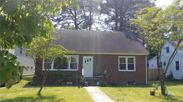 5 Llewellyn St, Portsmouth, VA 23707 (MLS #10257361) :: Chantel Ray Real Estate