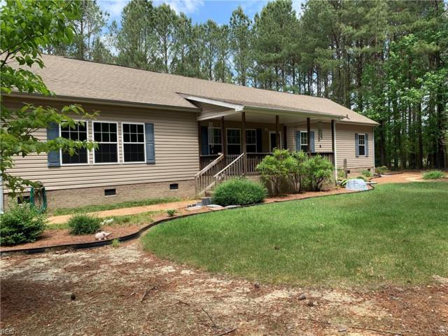 26033 Guy Place Rd, Southampton County, VA 23837 (#10257542) :: Momentum Real Estate
